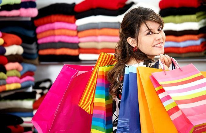 Thỏa sức mua sắm tại các cửa hàng ở New York