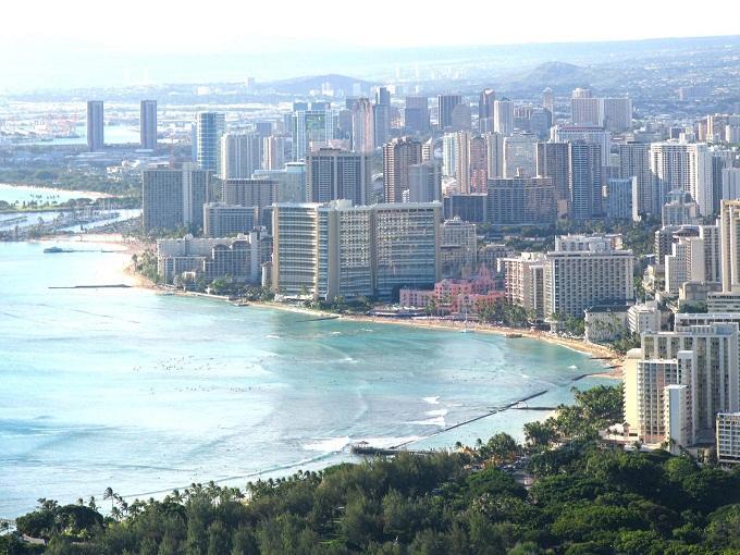 Vé máy bay Sài Gòn đi Honolulu