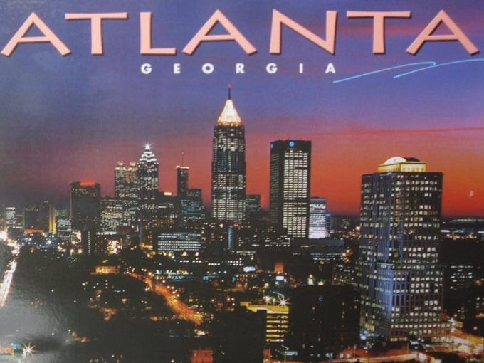 Vé máy bay Eva Air đi Atlanta