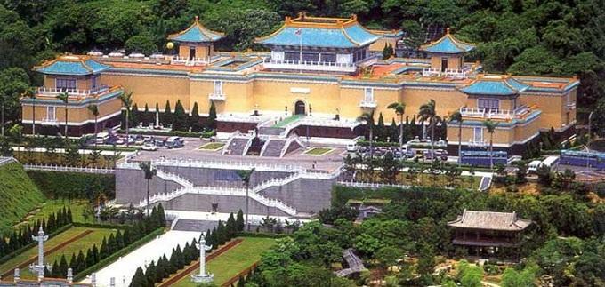 Kết quả hình ảnh cho Bảo tàng cung điện quốc gia Đài Bắc