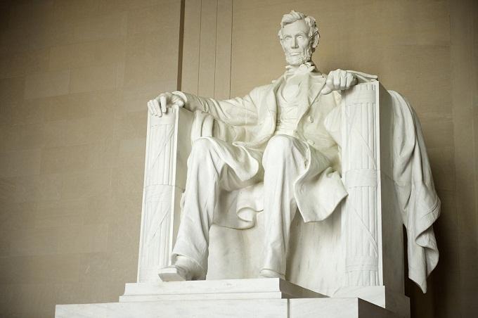 Kết quả hình ảnh cho Đài tưởng niệm Abraham Lincoln