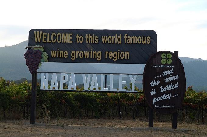 Đến thung lũng Napa Valley nếm thử rượu vang Mỹ