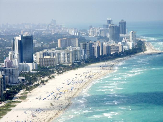 Phòng vé máy bay đi Miami