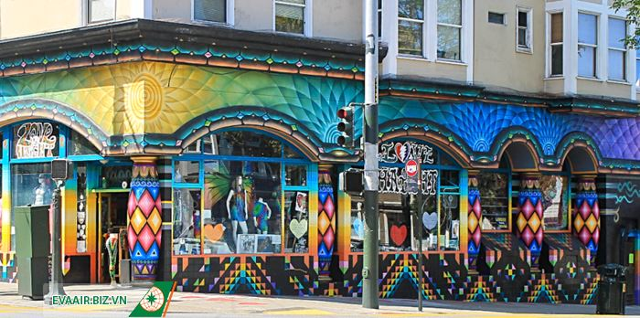Haight Street Shopping